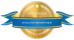 Sigill Certifierad Kvalitetspartner 2019